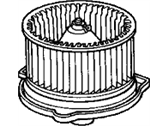 Acura CL Blower Motor - 79310-SR3-A01