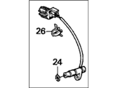Acura CL Speed Sensor - 28810-P0X-004
