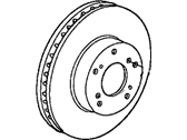 Acura TL Brake Disc - 45251-TA6-A00