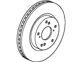 Acura RSX Brake Disc - 45251-SNA-000