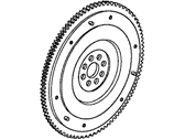 Acura Flywheel - 22100-RBC-003
