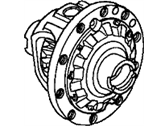 Acura ILX Differential - 41100-R5M-000