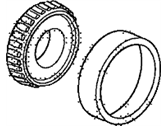Acura CL Pilot Bearing - 91006-R08-003