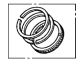 Acura CL Piston Ring Set - 13021-PGE-A01