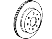 Acura Integra Brake Disc - 45251-SCC-901