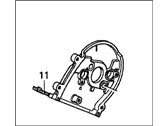 Acura CL Timing Cover - 11860-P8A-A00