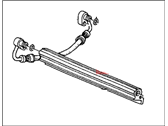 Acura CL Fuel Rail - 16611-P8A-A01