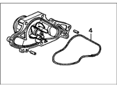 Acura Water Pump - 19200-P8A-A02