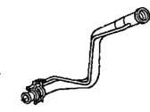 Acura Integra Fuel Filler Neck - 17660-S04-A00
