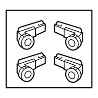 Acura RDX Parking Assist Distance Sensor