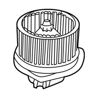 Acura CL Blower Motor - 79310-S0K-A01