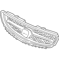 Acura CL Grille - 75101-S3M-A11