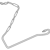 Acura Antenna Cable - 39159-S3V-A03