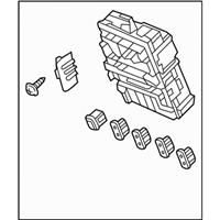 acura rdx fuse box