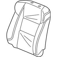 Acura RDX Seat Cover Guaranteed Genuine Acura Parts - Acura rdx seat covers