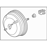 Acura Brake Booster - 46400-SL0-J02