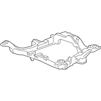 Acura Front Cross-Member - 50200-STX-A02