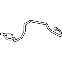 Acura TSX Antenna Cable - 39156-TL2-A11