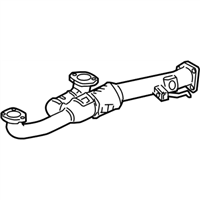 Acura TSX Exhaust Pipe - 18210-TA1-A01