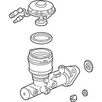 1993 Acura NSX Brake Master Cylinder