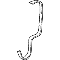 Acura Timing Belt - 14400-P72-014