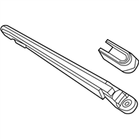 Acura Wiper Arm - 76720-STX-A01