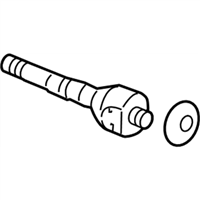 Acura Tie Rod End - 53010-SJA-A01