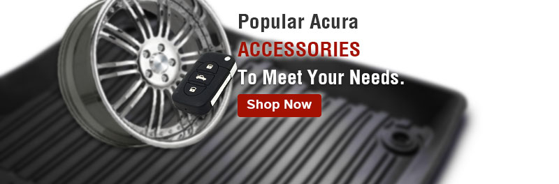 Popular NSX accessories to meet your needs