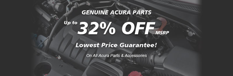 Genuine NSX parts, Guaranteed low prices